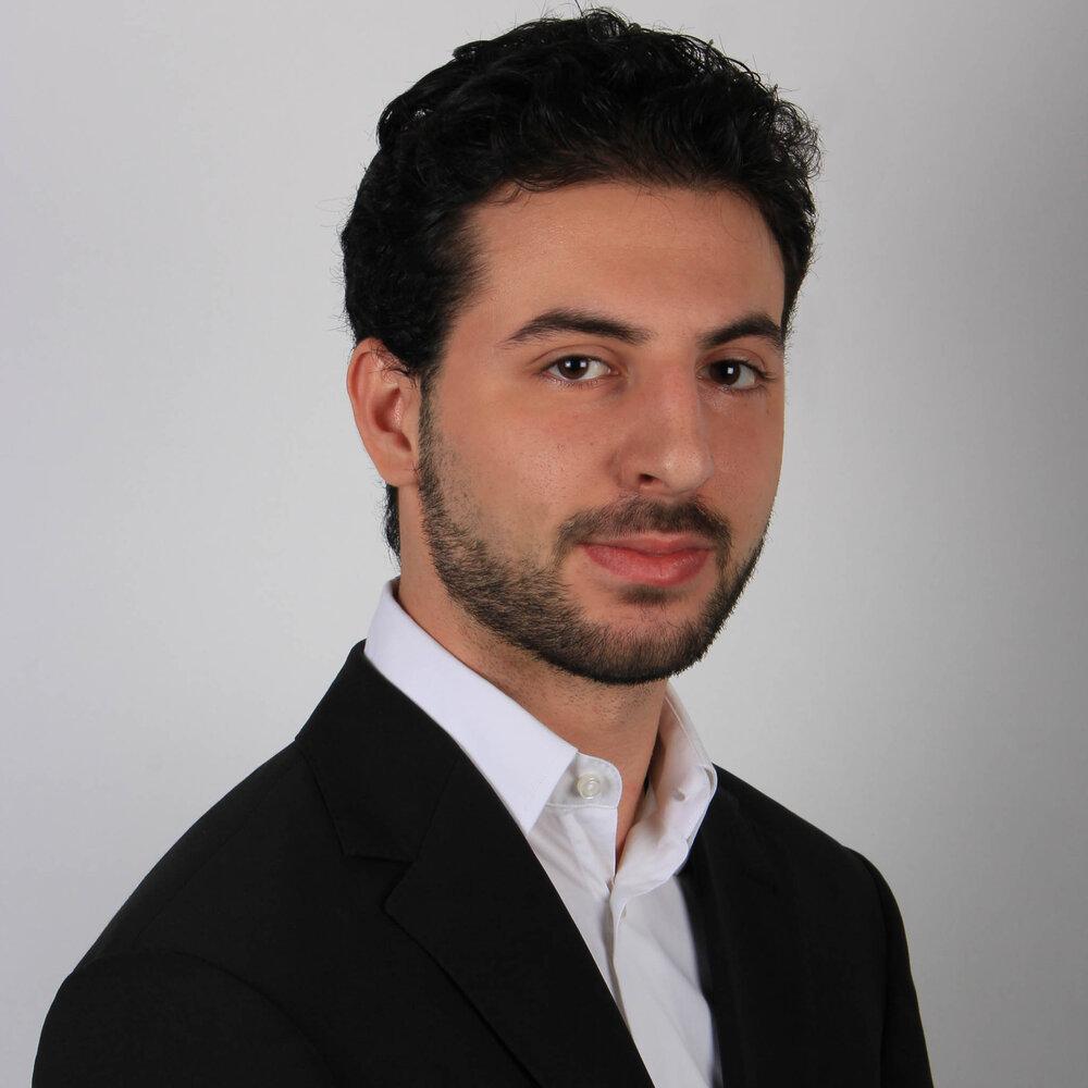 Nicolas Profile Shot
