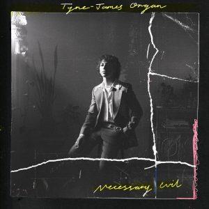13 - Tyne-James Organ - Necessary Evil - album art