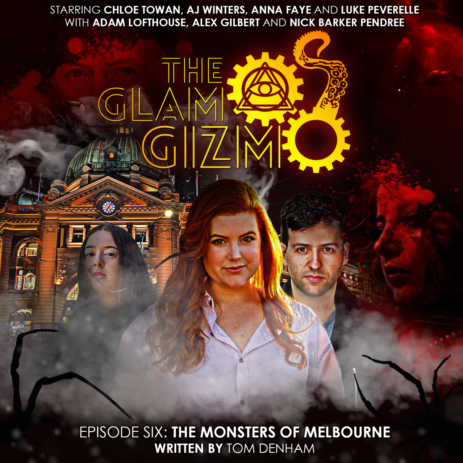 6. The Monsters of Melbourne