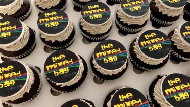 Cupcakes created for the last Mixed Bag episode