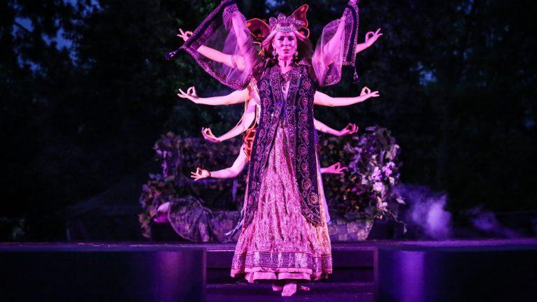A Midsummer Night's Dream - Anna Burgess as TITANIA