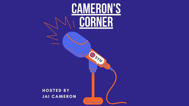 Cameron's Corner cover