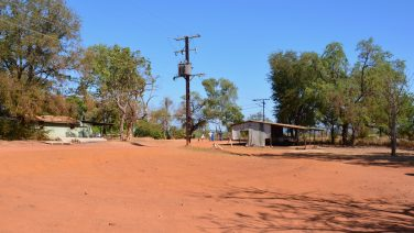 The remote community of Urapunga in South East Arnhem Land, more at the mercy of the finance industry than most. J. Louth, CC BY-SA