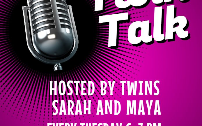Copy of Radio Talk Show Flyer