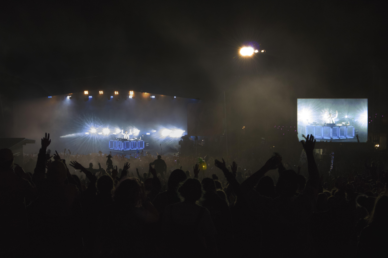 Flume Crowd