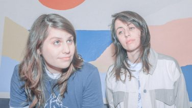Gordi x Alex Lahey. Photo credit Nick Mckk (press shot)