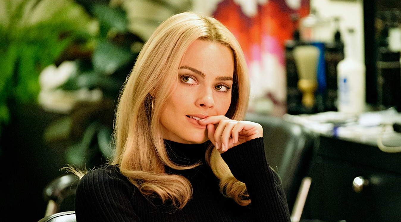 Sharon Tate (Margot Robbie) in Once Upon a Time in Hollywood