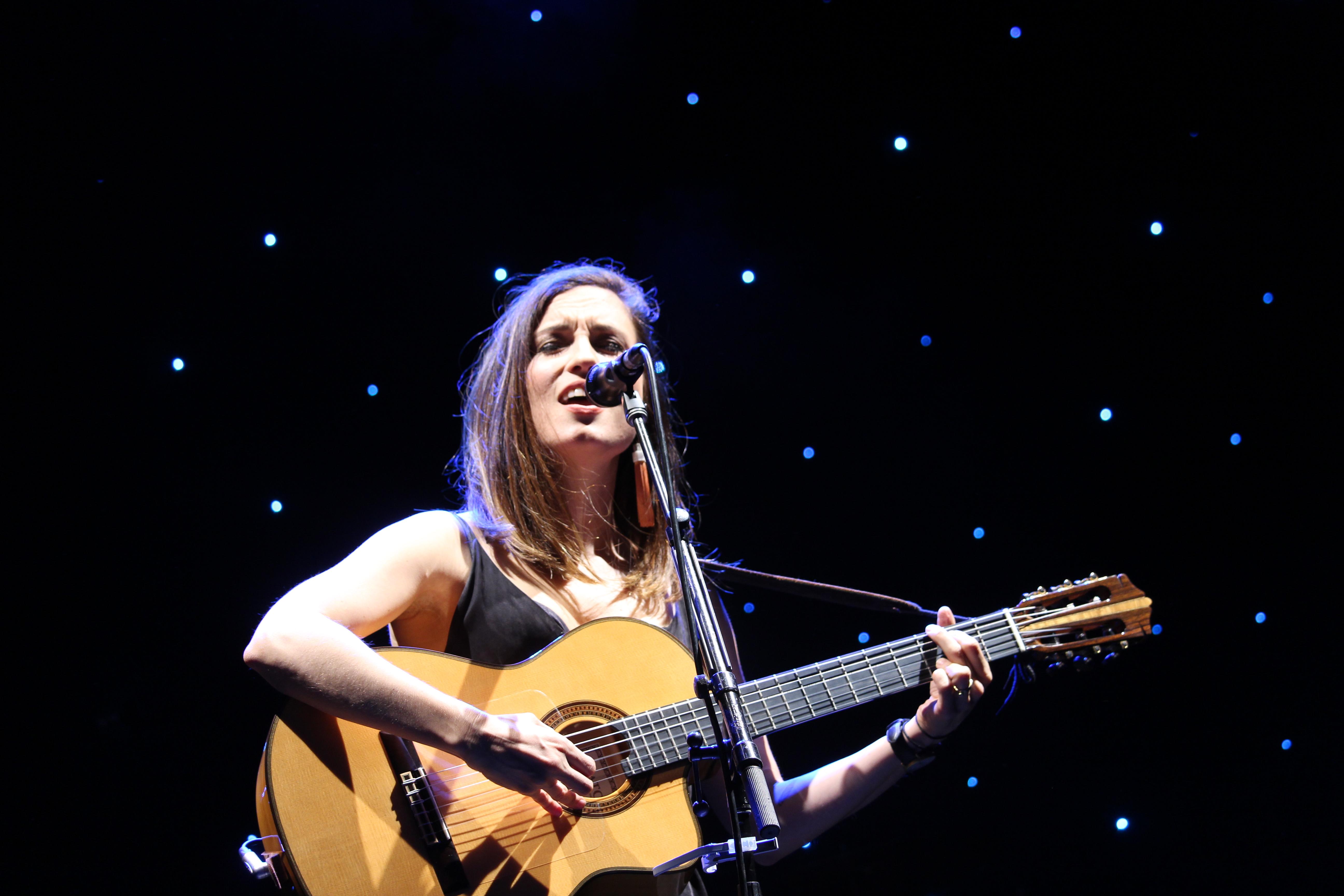 Melbourne singer-songwriter Missy Higgins