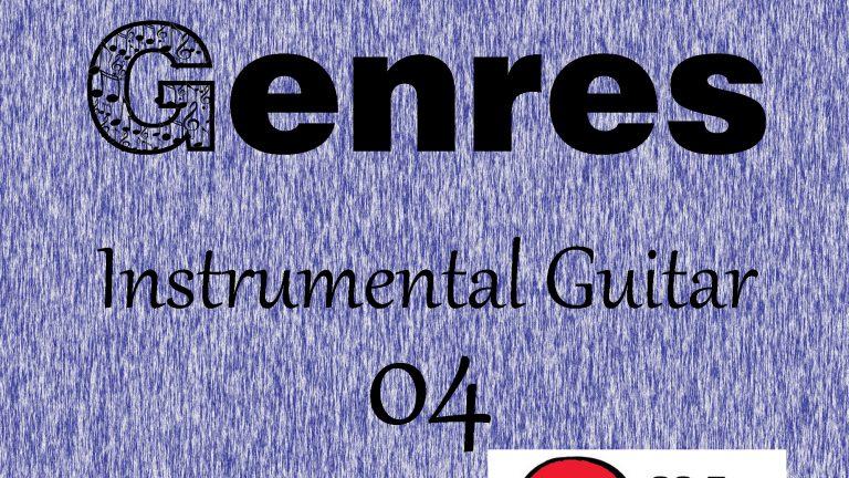 Instrumental Guitar Podcast