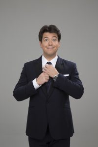 Michael McIntyre will entertain the crowds at Rod Laver Arena in March 2019.