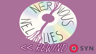 logo for Nervous Nellies Rewind