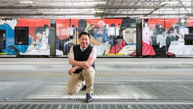 Nyein Tram header