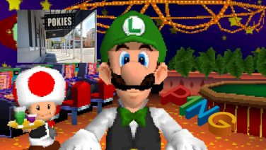 P1NG Casino Luigi