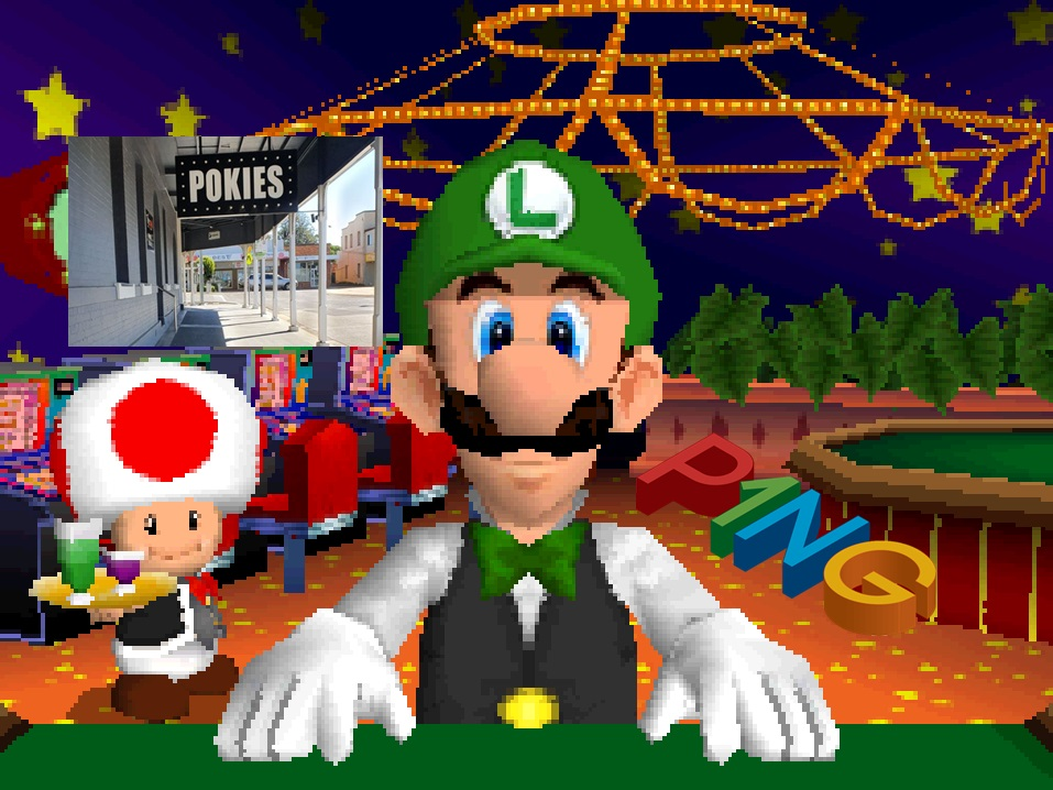Gambler Finds Solace in New Super Mario Bros' Minigames ...
