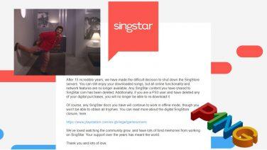 P1NG SingStar header