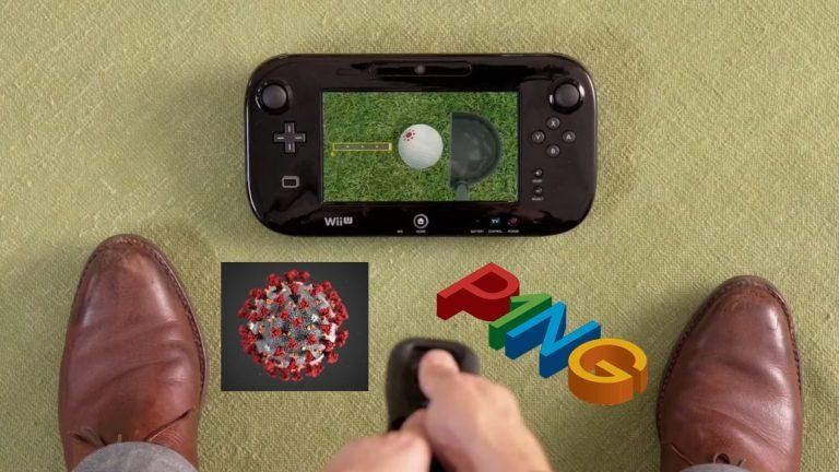 P1NG Wii U