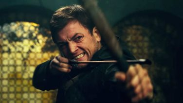 Taron Egerton, as he appears in the blockbuster 'Robin Hood'