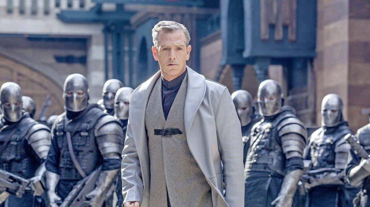 Ben Mendelsohn, as he appears in Robin Hood
