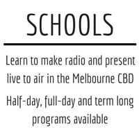Radio station tours for school groups