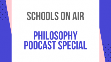 Schools on AirPhilosophyPOdcast SpeCIAL