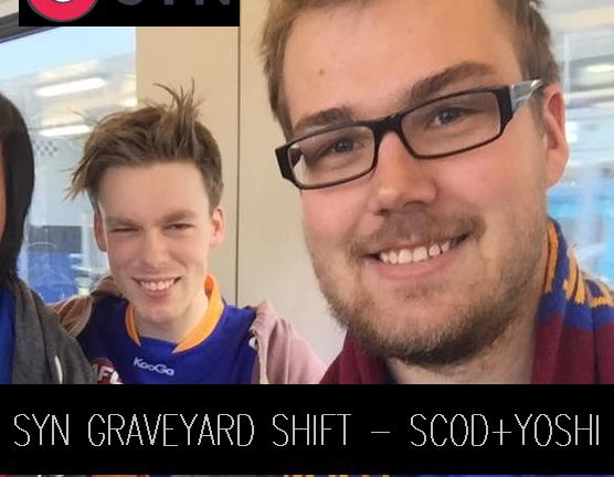 Scod and Yoshi Radio Thumbnail