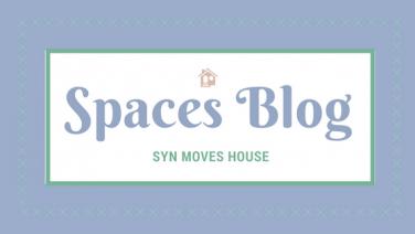 Spaces Blog header