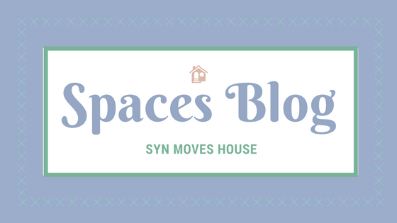 Spaces Blog header