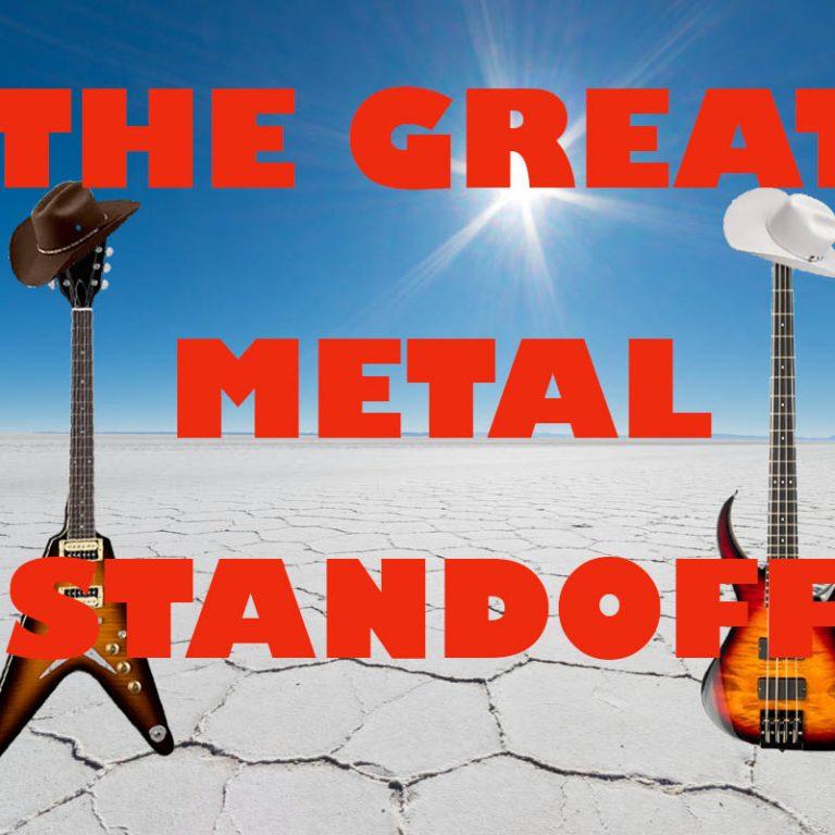 Standoff Podcast Logo