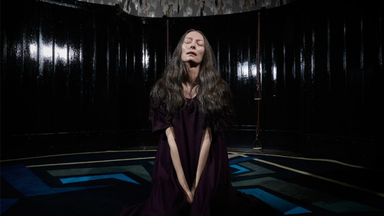 Tilda Swindon in 'Suspiria'