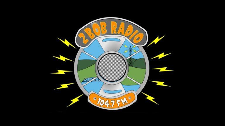 The 2BOB Radio Taree logo