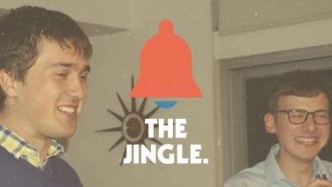The Jingle Cover Logo