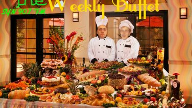 The Weekly Buffet MAINS