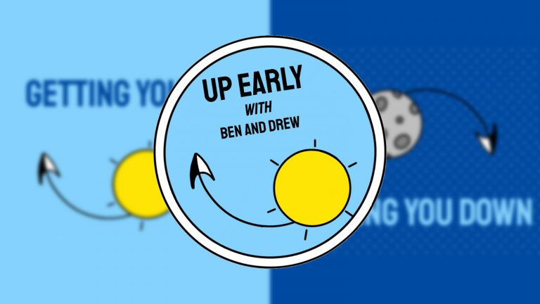 Up Early website 2