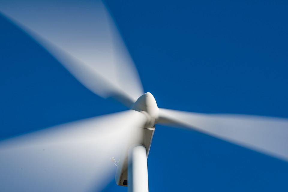 Windpower supplies 40 per cent of electricity in South Australia. Source: Josealbafotos / Pixabay