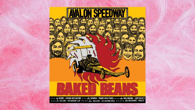 Baked Beans, Avalon Speedway