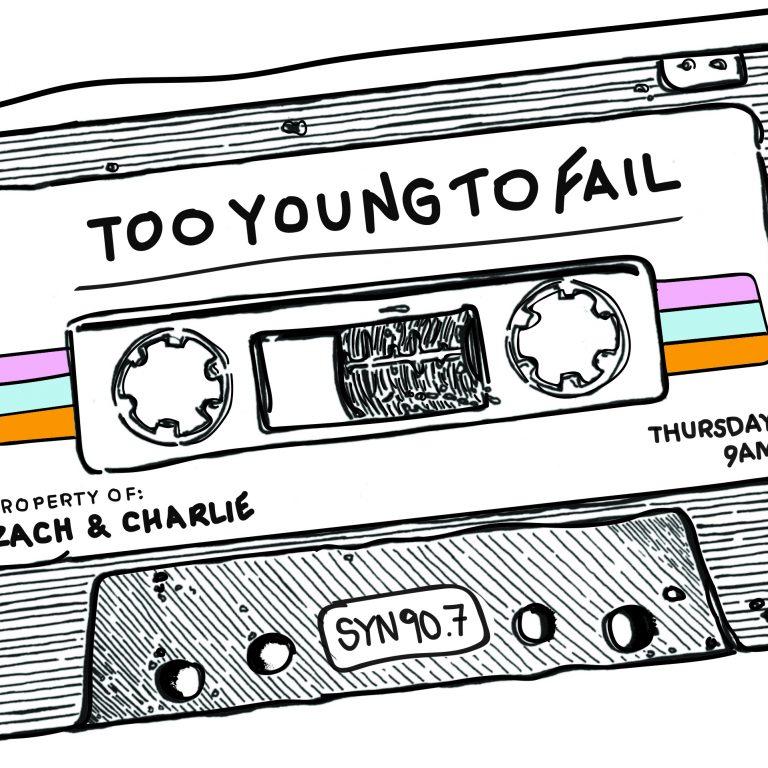 Zach& Charlie Tape Logo