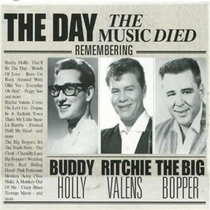 The Day The Music Died- 3rd February, 1959. Photo Credit: indulgy.com