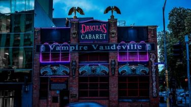 Dracula's Restaurant to close after 37 years, Credit: Supplied.