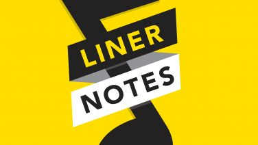Liner Notes Logo V2 (Yellow BG)