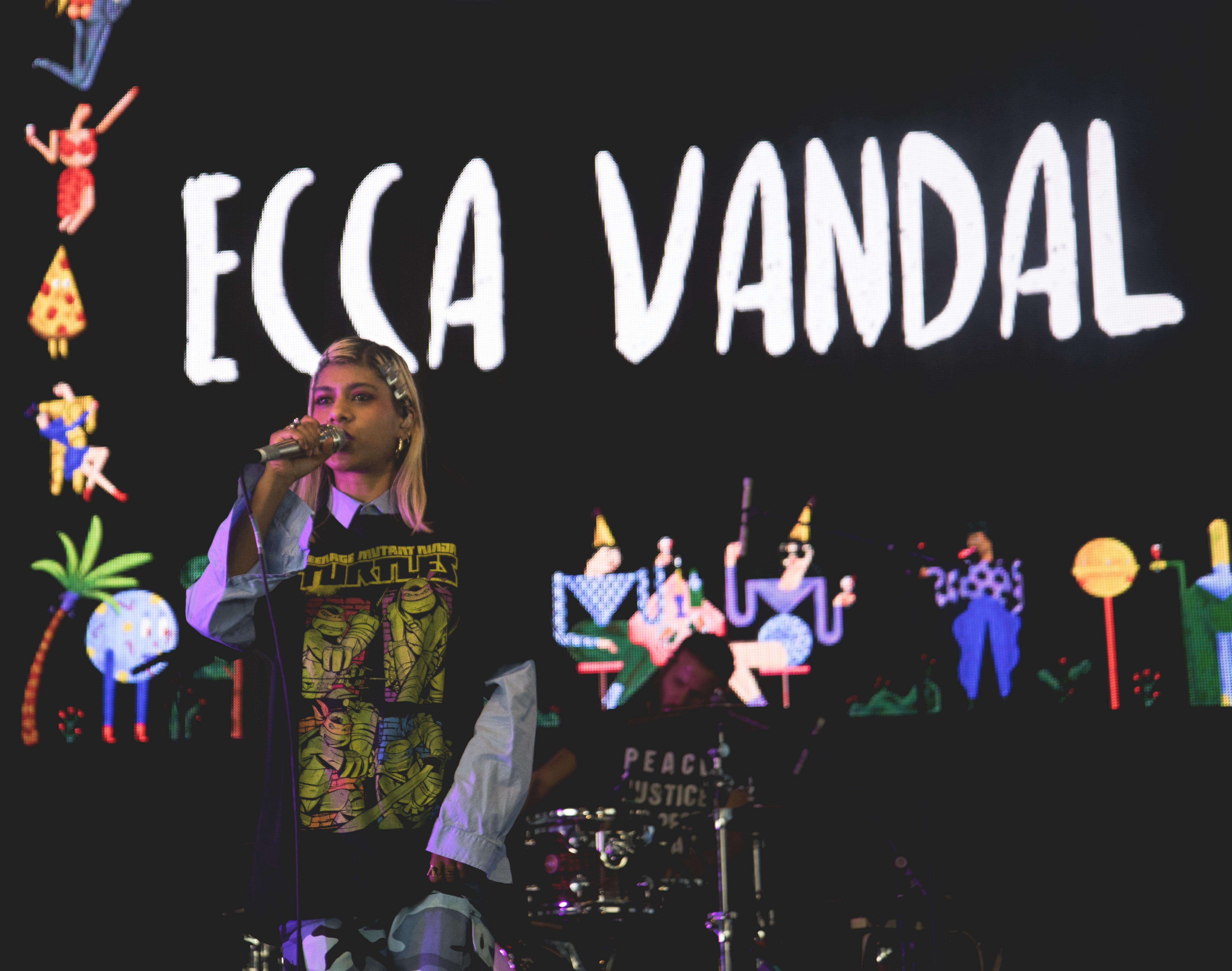 Ecca Vandal