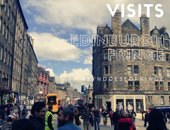 In Joke Visits Edinburgh Fringe