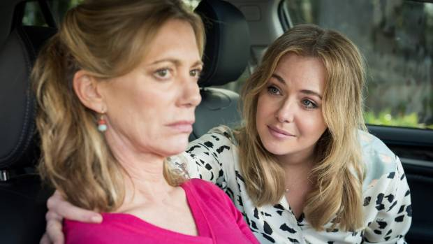 Kerry Armstrong pictured in a scene from The Wrong Girl, Credit: Network Ten.