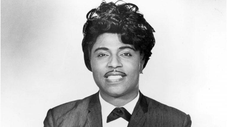 Richard Wayne Penniman aka Little Richard circa 1950s