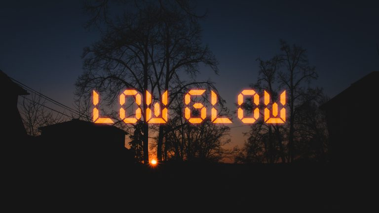 low glow syn radio show