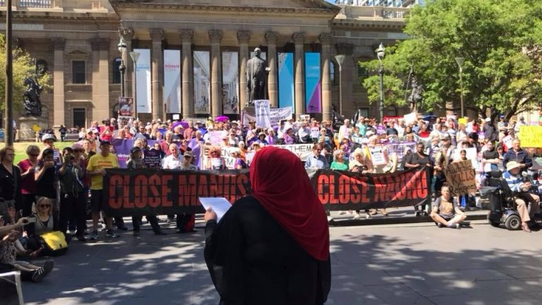Image: Refugee Action Collective Victoria