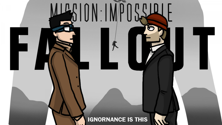 Eden Andrews - Mission Impossible Fallout (Ignorance Is This)