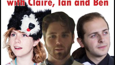 The 90.7 Show with Claire, Ian and Ben which you can listen to on the radio or the Internet