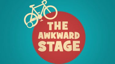 The Awkward Stage logo (old)
