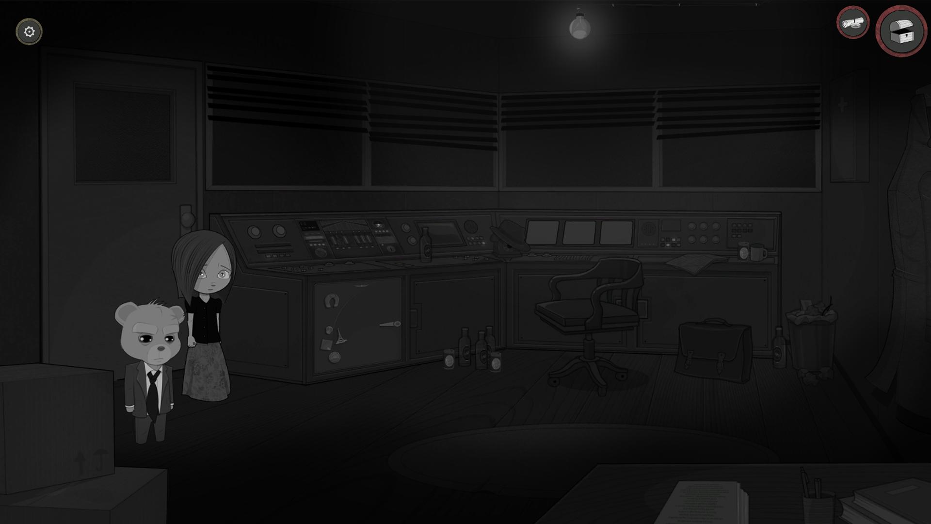 Bear With Me - Bridge - Control Room