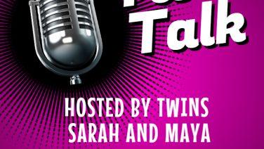 Copy of Radio Talk Show Flyer